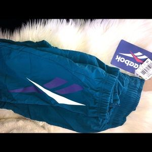 Women's Reebok track pants